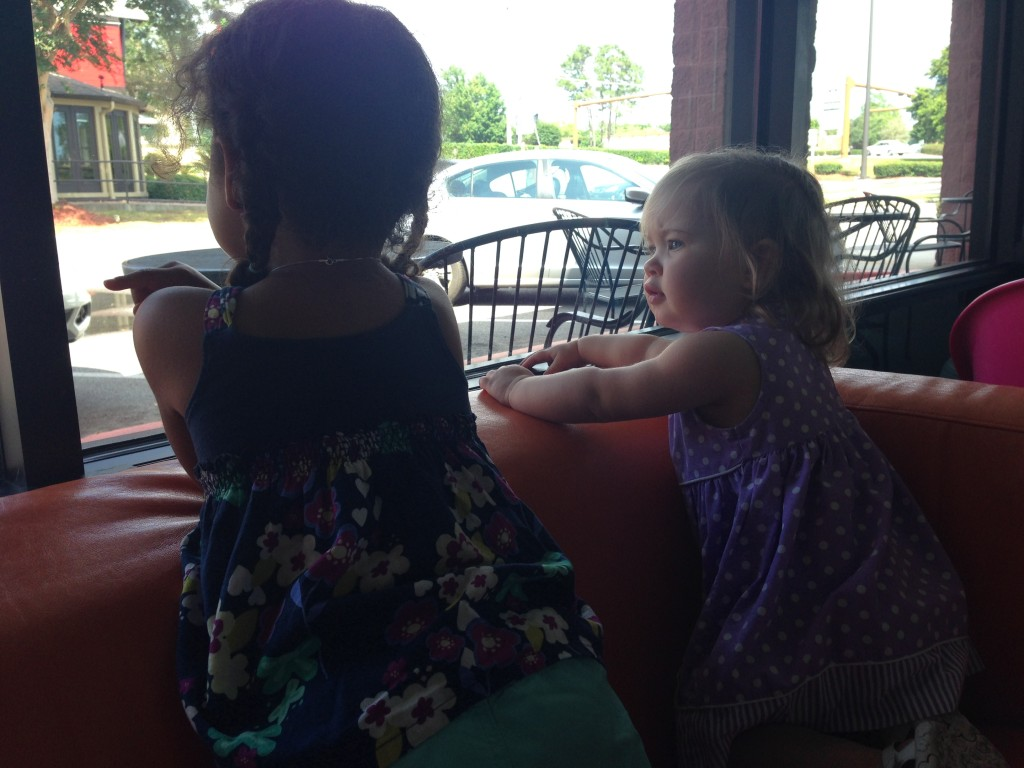 Selah and Cousin Stella