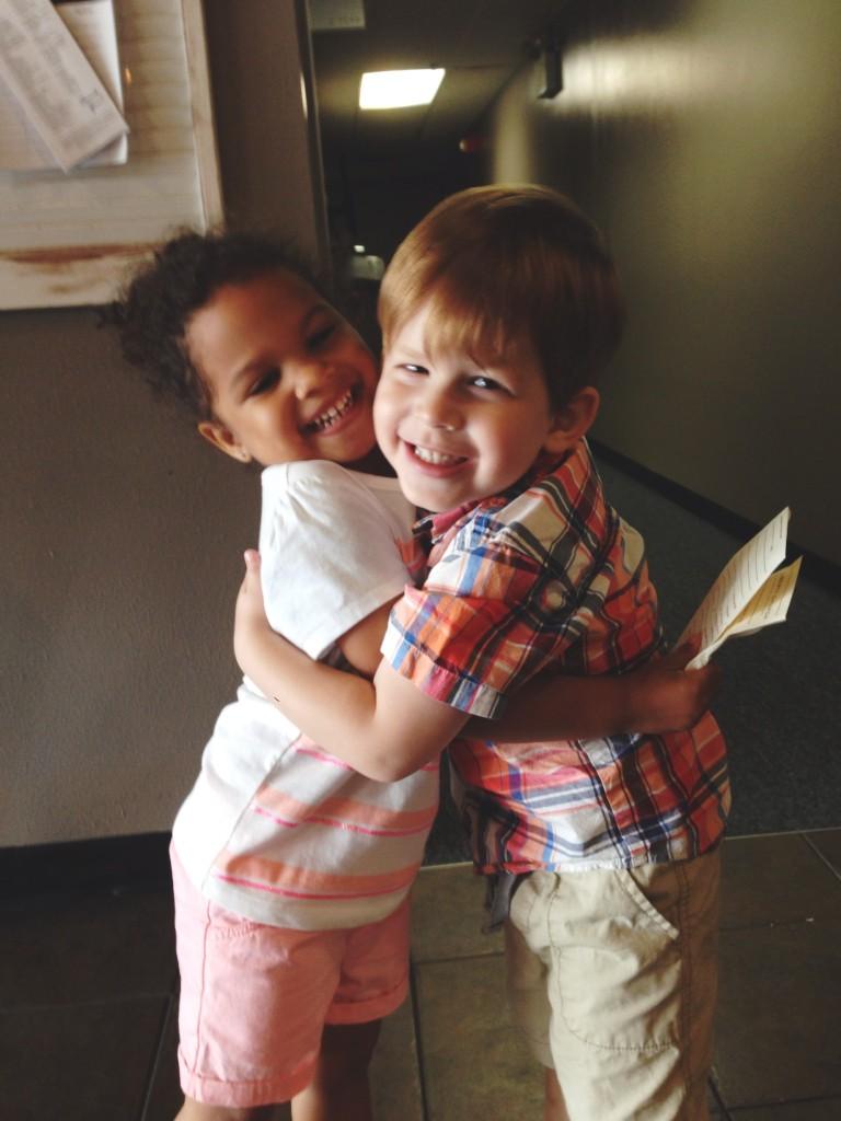 Selah and Gideon